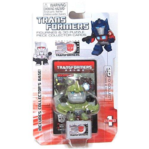 Bulkhead Transformers Prime 30th Anniversary 1.5 Inch Series 1 Mini Figure - 1