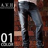 (エーブイエイチ) AVH Black Label メンズ デニム パンツ (2074)