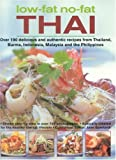 Low-Fat No-Fat Thai (0754816605) by Sheasby, Anne