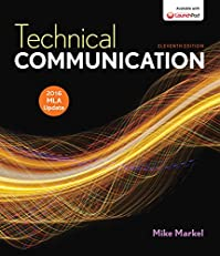 Technical Communication with 2016 MLA Update