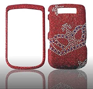 BlackBerry 9800 smartphone Rhinestone Bling Case