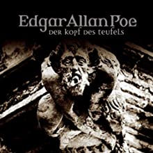 Der Kopf des Teufels (Edgar Allan Poe 29) Hörspiel von Edgar Allan Poe Gesprochen von: Ulrich Pleitgen, Iris Berben