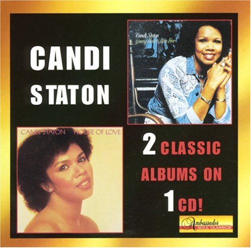 Candi Staton - Young Hearts Run Free / House - Zortam Music