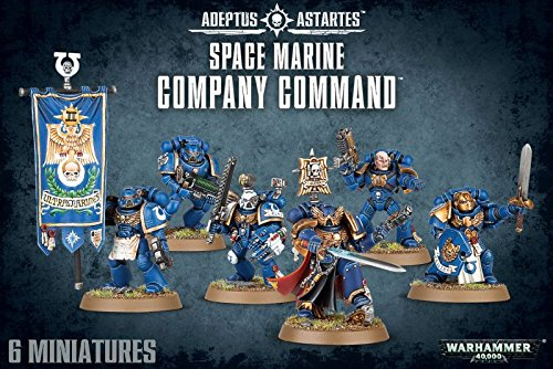 Space Marine Company Command (Space Marine Apothecary compare prices)