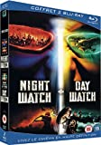 echange, troc Day Watch + Night Watch - Coffret 2 Blu-Ray [Blu-ray]