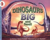 Dinosaurs Big and Small (Let's-Read-and-Find-Out Science, Stage 1) (0064451828) by Zoehfeld, Kathleen Weidner