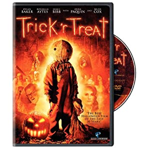 Click to buy Scariest Movies of All Time: Trick 'r Treat from Amazon!