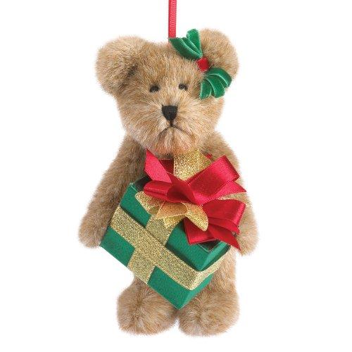 Boyds Plush Ho 6″ Traditional Christmas Ornament