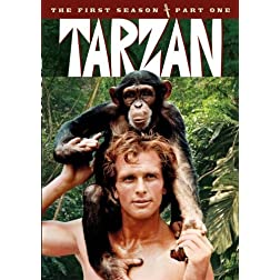 Tarzan - Season One: Part One (4 Discs)