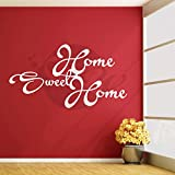 Sweet Home Wall Sticker Decal Two - B00O9VRKB8
