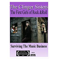 The Clinger Sisters - The First Girls of Rock & Roll