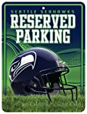 NFL Seattle Seahawks Parking Sign at Amazon.com