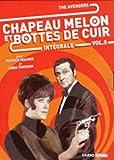 echange, troc Chapeau Melon et Bottes de Cuir: Volume 5 - Coffret 8 DVD