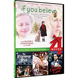 If You Believe/Great Rupert/Pilgrimage Play/Christmas Carol - 4-pack