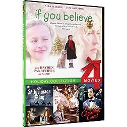 If You Believe/Great Rupert/Pilgrimage Play/Christmas Carol - 4-pack