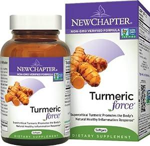 New Chapter Turmeric Force, 120 Softgels