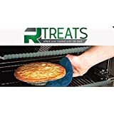 Silicone Oven Rack Guards Heat Resistant for Burn Protection, Pack of 2