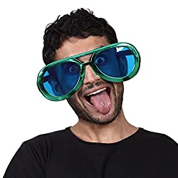 My Party Suppliers Round Shaped Party Goggles / Birthday Party Goggles Big Size