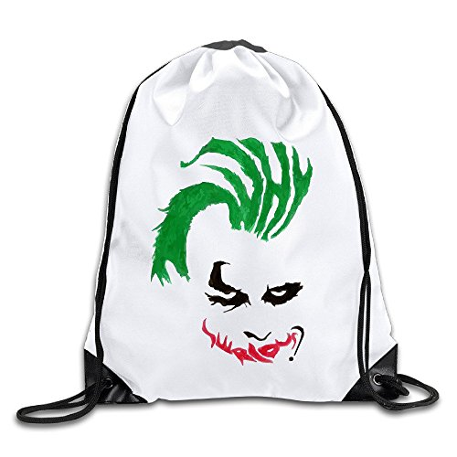 BestSeller Joker Drawstring Backpacks/Bags