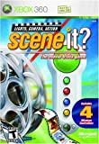 SceneIt? Includes 4 Big Button GamePads - Xbox 360