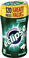 Eclipse Sugar Free Gum, Spearmint, 12…