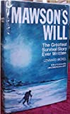 img - for Mawson's Will: the Greatest Survival Story Ever Written book / textbook / text book
