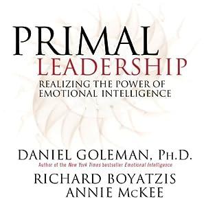 Primal Leadership Audiobook