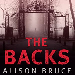 The Backs: DC Goodhew, Book 5 | [Alison Bruce]