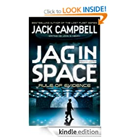 JAG in Space: Rule of Evidence (JAG in Space ( Paul Sinclair))