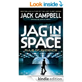 JAG in Space: Rule of Evidence (JAG in Space ( Paul Sinclair) Book 3)
