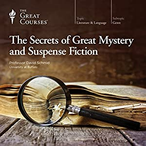 The Secrets of Great Mystery and Suspense Fiction Lecture