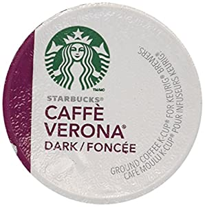 Starbucks Caffe Verona Coffee 96 K Cup Packs