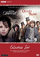 Charles Dickens Collectors Set 2 Little Dorrit Oliver Twist by BBC Worldwide