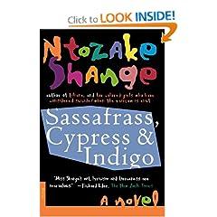 Sassafrass, Cypress and Indigo: A Novel