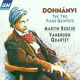 Dohnanyi;Two Piano Quintets