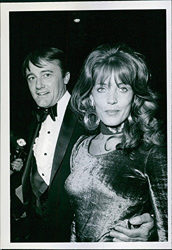 vintage-photo-of-robert-vaughn-the-star-of-julius-caesar-and-kathy-ceton-attended-the-premiere-at-pa