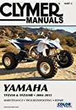 img - for Clymer Manuals Yamaha Yfz450 & Yfz450r 2004-2013 (Clymer Manuals: Motorcycle Repair) book / textbook / text book