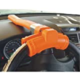 Best Steering Wheel Locks - UNIVERSAL HEAVY DUTY CAR WHEEL STEERING LOCK ANTI Review