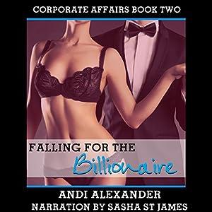 Falling for the Billionaire Audiobook