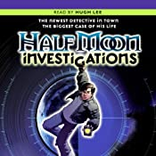 Half Moon Investigations | [Eoin Colfer]