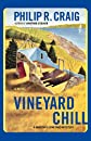 Vineyard Chill: A Martha's Vineyard Mystery (Martha's Vineyard Mysteries)