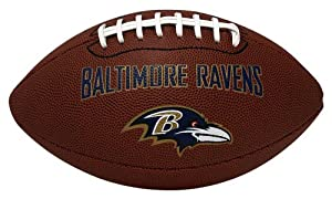 K2 Baltimore Ravens Game Time Full Size Football at Sears.com