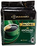 Jacobs Kroenung Coffee, T-Discs for Tassimo Coffeemakers, 16-Count Packages (Pack of 2)