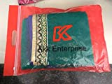 AKK ENTERPRISE Womens Georgette Saree(zeel-235_Multi-Coloured)