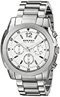 Sperry Top-Sider Men's 10014917 Pilot Analog Display Japanese Quartz Silver Watch by Sperry Top-Sider Watches MFG Code