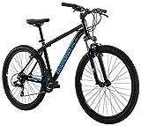 "Diamondback Bicycles Sorrento Hard Tail Complete Mountain Bike, 18""/Medium, Black"