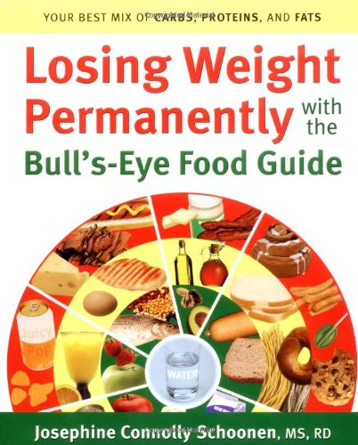 Losing Weight Permanently with the Bull's-Eye Food Guide:...