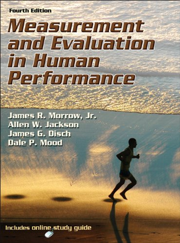Measurement and Evaluation in Human Performance With Web Study...