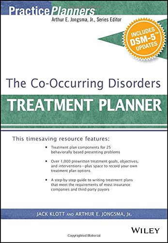 The Co-Occurring Disorders Treatment Planner, with DSM-5 Updates (PracticePlanners) (Jack Klott compare prices)