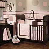 Madison Avenue Baby 6 Piece Baby Crib Bedding Set with Bumper by Lambs & Ivy